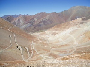 Exploration Program in Andes