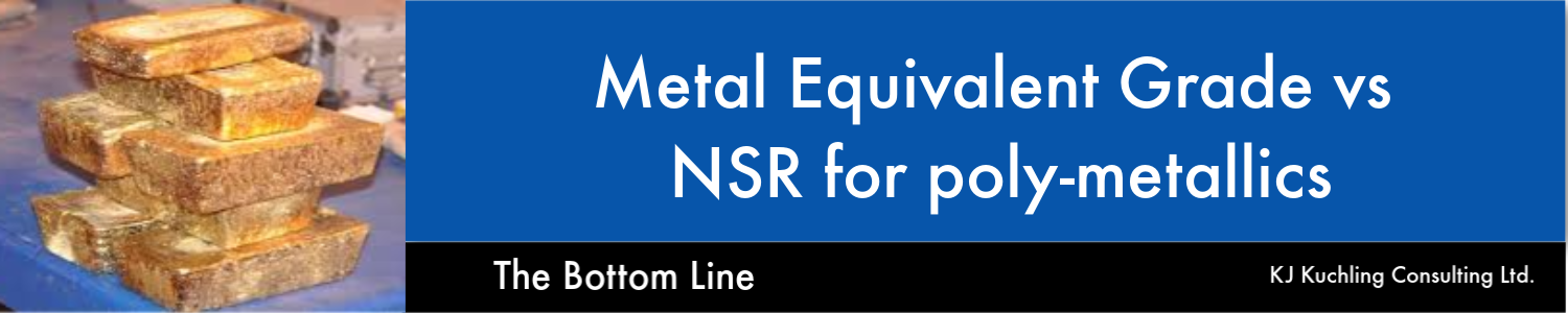NSR for poly-metallics